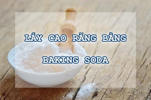 Lấy cao răng tại nhà bằng Baking Soda | Đánh bật cao răng trong 3 phút