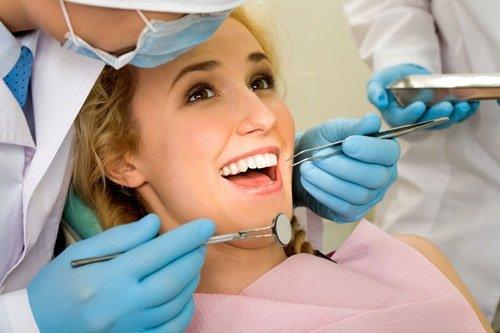 Quy trình tẩy trắng răng tại Nha Khoa Nevada