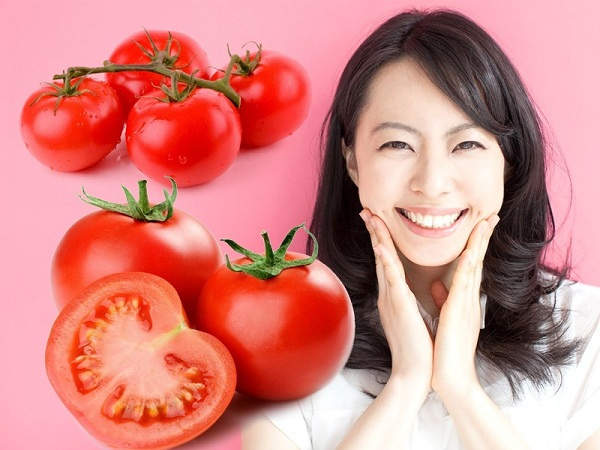 Làm trắng răng nhanh chóng bằng cà chua bạn đã thử chưa?